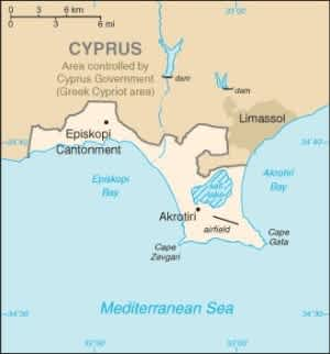 Akrotiri Country Information