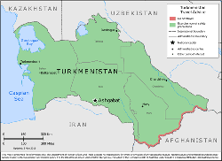 Turkmenistan Travel Health Insurance - Country Review