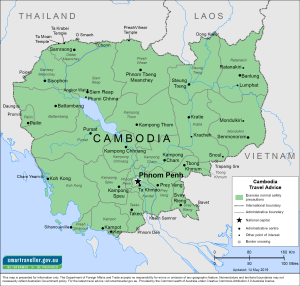 Cambodia Traveler Information - Travel Advice