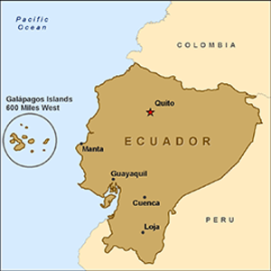 Ecuador Traveler Information - Travel Advice