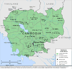 Cambodia Travel Health Insurance - Country Review