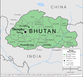 Bhutan Travel Health Insurance - Country Review