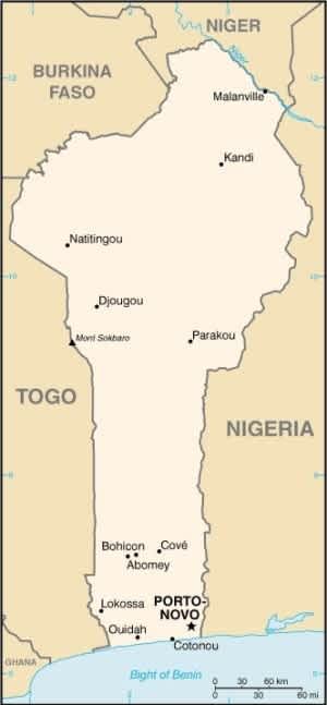 Benin Country Information