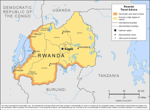 Rwanda Traveler Information - Travel Advice