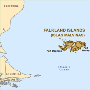 Falkland Islands Traveler Information - Travel Advice