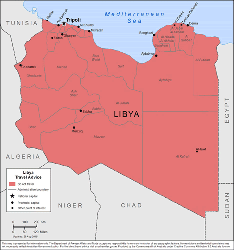 Libya Travel Health Insurance - Country Review
