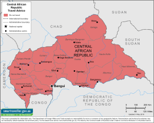 Central African Republic Traveler Information