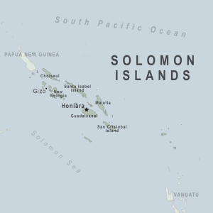 Solomon Islands Traveler Information - Travel Advice