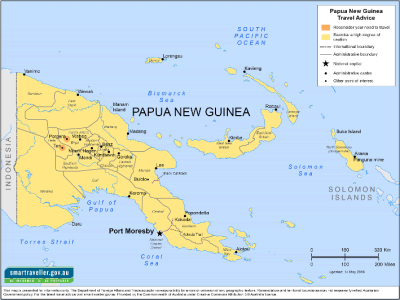Papua New Guinea Travel Health Insurance - Country Review