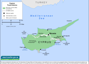 Cyprus Traveler Information - Travel Advice