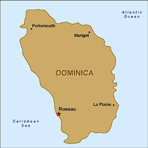 Dominica Traveler Information - Travel Advice