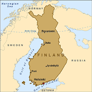 Finland Traveler Information - Travel Advice