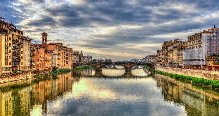 Emerald Waterways Arno River