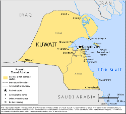 Kuwait Travel Health Insurance - Country Review