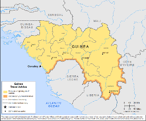 Guinea Travel Health Insurance - Country Review