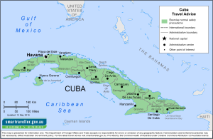 Cuba Traveler Information - Travel Advice