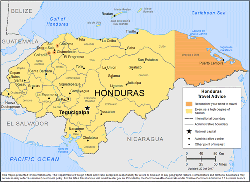 Honduras Travel Health Insurance - Country Review
