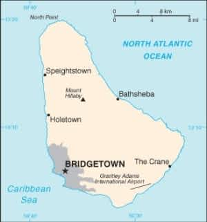 Barbados Country Information