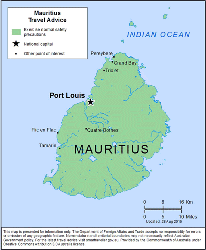 Mauritius Travel Health Insurance - Country Review