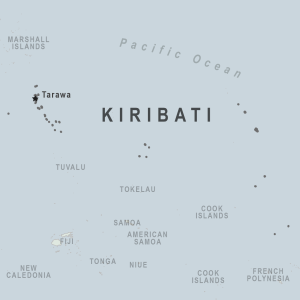 Kiribati Traveler Information - Travel Advice