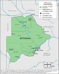 Botswana Travel Health Insurance - Country Review