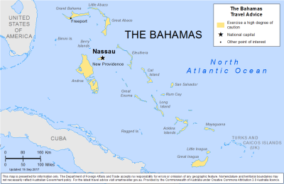 Bahamas Travel Health Insurance – Country Review