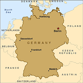Germany Travel Health Insurance - Country Review