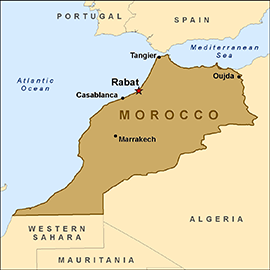 Morocco Travel Health Insurance - Country Review