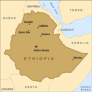 Ethiopia Traveler Information - Travel Advice