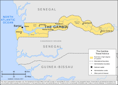 The Gambia Travel Health Insurance - Country Review