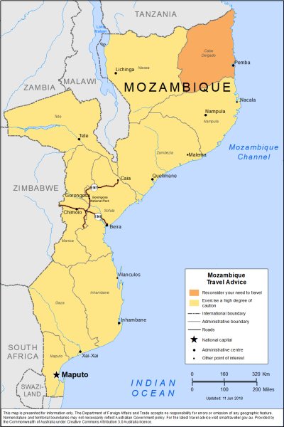 Mozambique Travel Health Insurance - Country Review