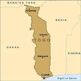 Togo Travel Health Insurance - Country Review