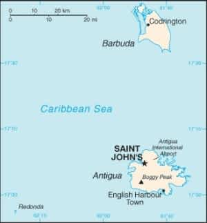 Antigua and Barbuda Country Information