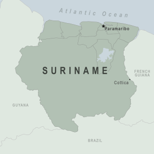 Suriname Traveler Information - Travel Advice