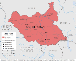 South Sudan Travel Health Insurance - Country Review