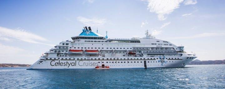 Celestyal Cruises Ship