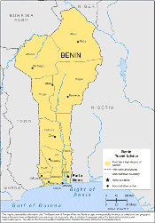 Benin Travel Health Insurance - Country Review