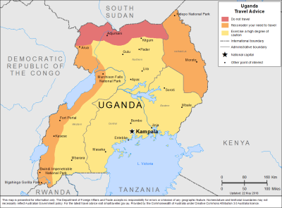 Uganda Travel Health Insurance - Country Review