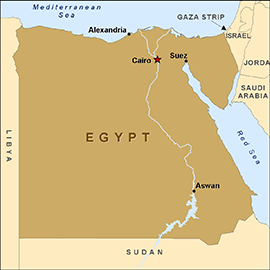 Egypt Travel Health Insurance - Country Review