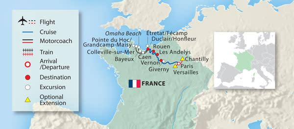 vantage-travel-itinerary-map
