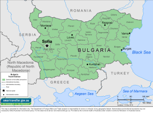 Bulgaria Traveler Information - Travel Advice