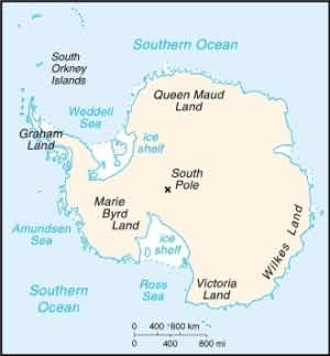 Antarctica Country Information