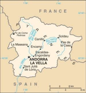 Andorra Country Information