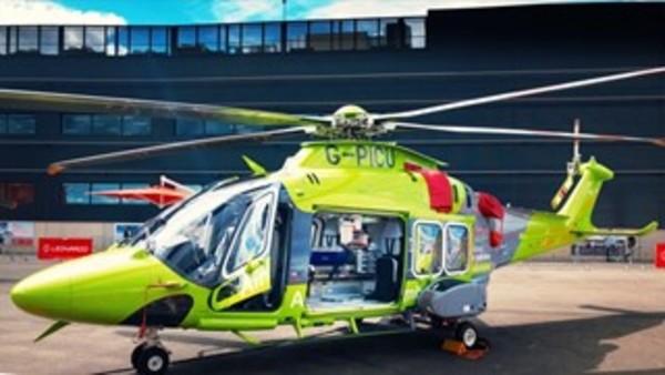 Helicopter Emergency Medical