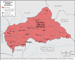 Central African Republic Travel Insurance Review