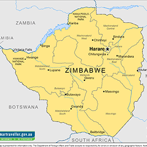 Zimbabwe Travel Health Insurance - Country Review