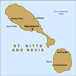 Saint Kitts and Nevis Traveler Information - Travel Advice