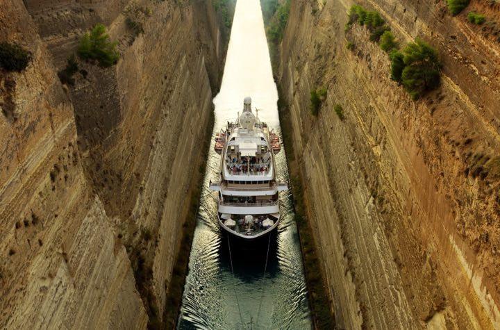 Sea Dream Yacht Club Canal