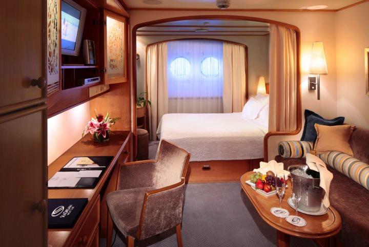 Sea Dream Yacht Club Cabin