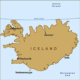 Iceland Travel Health Insurance - Country Review